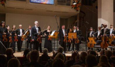 Dünyaca ünlü Concertgebouw Oda Orkestrası, İstanbul'da