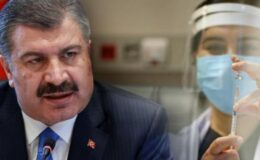 Fahrettin Koca'dan aşı açıklaması