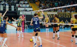 File derbisinde Fenerbahçe Opet güldü