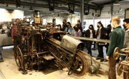 SEKA Kâğıt Müzesi, makine seslerini kayıt altına aldı