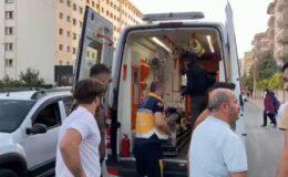 Adıyaman'da otomobil ile motosiklet çarpıştı: 1 yaralı
