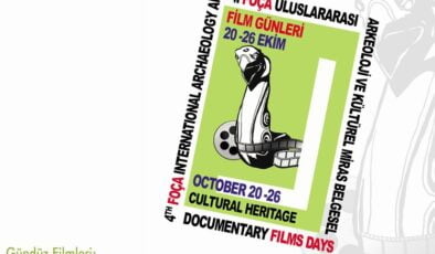 İzmir Foça'da 20 Ekim'de Uluslararası Film Günleri başlıyor