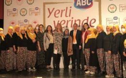 İzmir Menemen'de 'ABC ile yerli yerinde' tanıtıldı