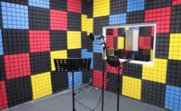 İzmit Sanat Akademisi, ses kayıt stüdyosu kurdu