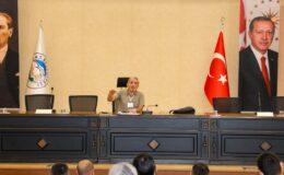 Kayseri Talas'ta iş güvenliği eğitimleri
