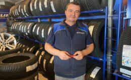 Kış lastikleri zamlandı! Bursa'da lastikçilerde değişim zamanı (Özel Haber)