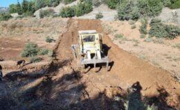 Manisa Kurttutan'a yeni HİS göleti yapılacak