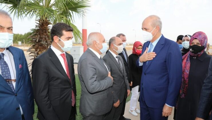 """Kurtulmuş """"Türk'ün kaderi, Kürt'ün kaderinden ayrı değildir"""""""