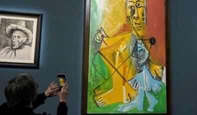 Picasso'nun eserlerine 110 milyon dolar!