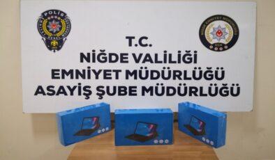 Niğde Asayiş Şube Müdürlüğü, suçlularla mücadeleye devam ediyor
