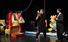 Bursa Yıldırım'da miniklerin ilk tiyatro günü